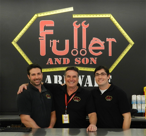 Fuller and Son Staff